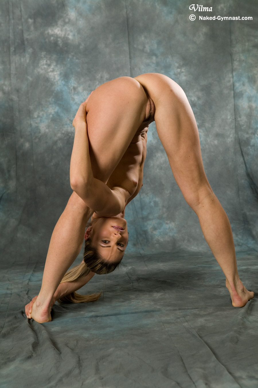 Nude gymnastics girls nudist