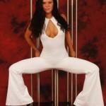 Flexible gymnasts erotica